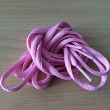 1 çift Oval Atletik 51 Inç AYAKABı spor ayakkabı Boots Ayakkabı Danteller Dizeleri Erkekler Kadınlar Için Bağlama Ayakkabı 24 renkler(China)