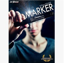 ITgimmick Marker by William Houcke and Arteco Productions - Trick - close up mentalism magic trick(China (Mainland))