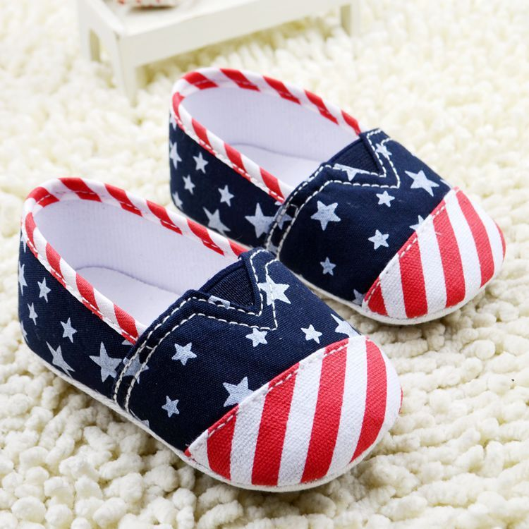 2016 newborn baby shoes first walker princess star girls crib zapato Soft toddler infant kids footwear  -  Baby Mall-1048360 store