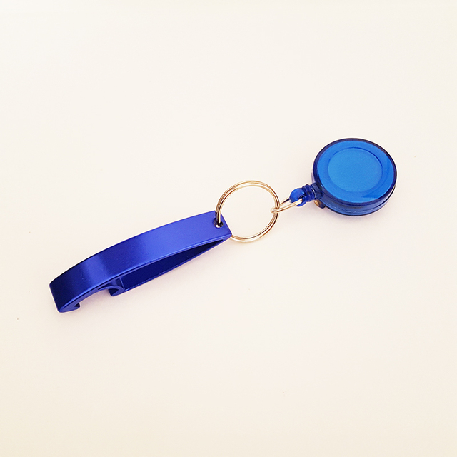 customized logo business promotional gifts blue color keychain bottle opener. Black Bedroom Furniture Sets. Home Design Ideas