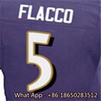100% Stitched With Customized #5 Joe #9 Justin #29 Justin #52 Ray #57 C.J. #89 Steve Men's Football Jersey(China (Mainland))