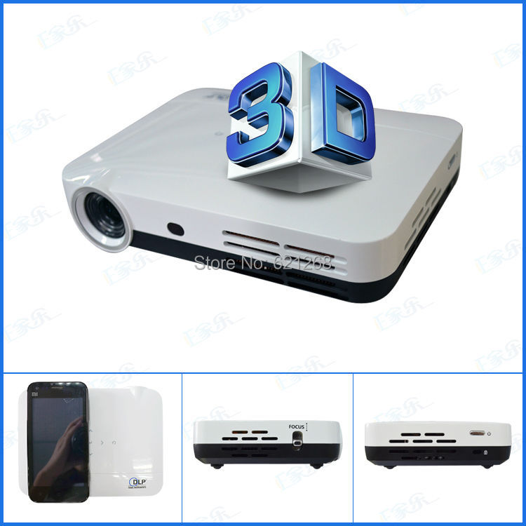 Mini 1080p Full Hd Led Projector Home Theater Cinema 3d: Aliexpress.com : Buy Dlp Projector Mini Pico Led Projector