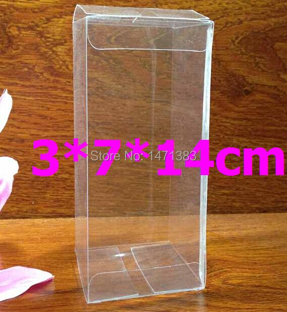 Упаковочная коробка LixinPlastic 20 3 * 7 * 14 , 12pcs/lot PVCgift PB0061 упаковочная коробка lixinplastic 20 3 11 15 pb0063