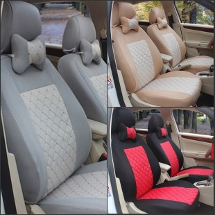 for hyundai sonata customize sandwich accent seat cover car seat covers four seasons general(China (Mainland))