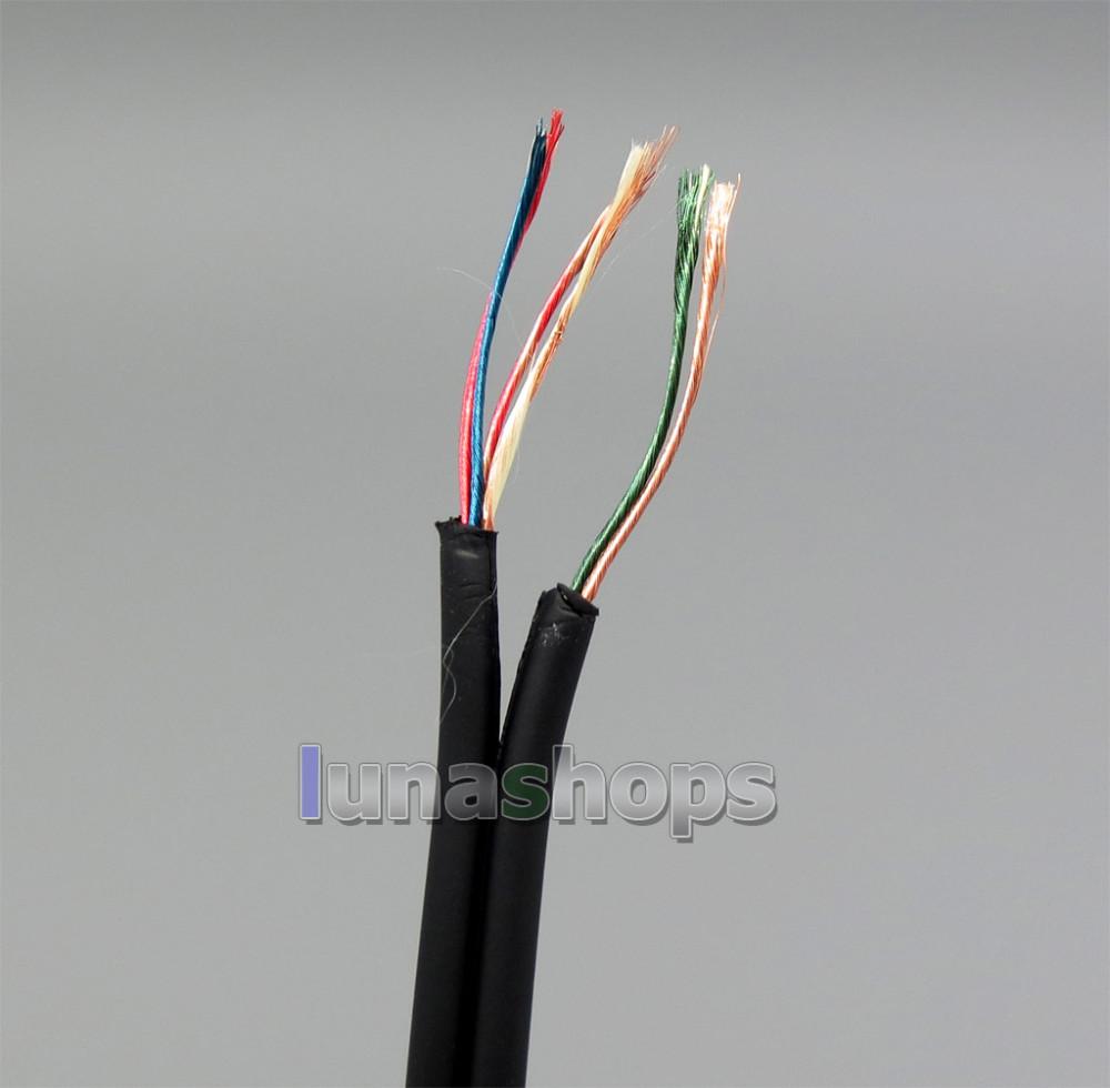 3m 6.5mm/3.5mm L Plug Headphone Cable For NEW HD414 HD420 HD430 HD650 HD600 HD580 LN005357