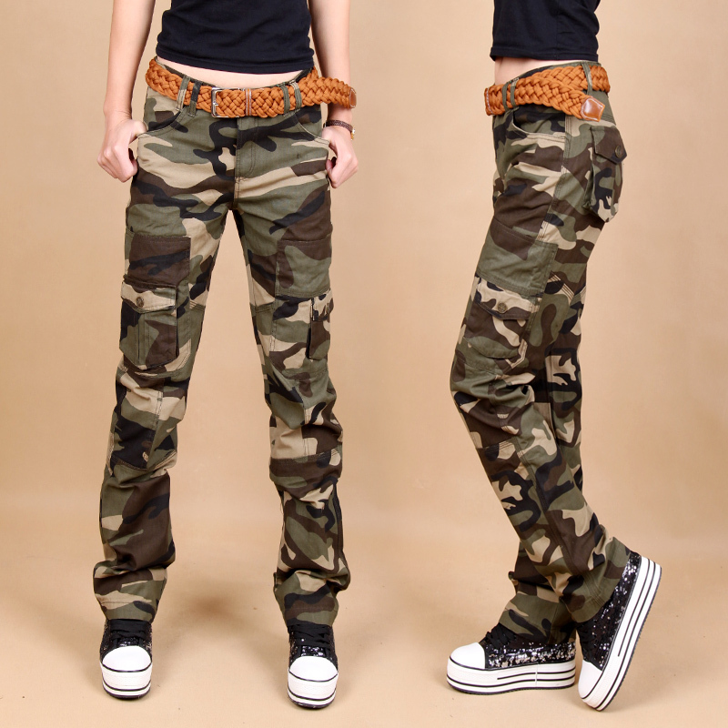 Compare Prices on Female Cargo Pants- Online Shopping/Buy Low ...