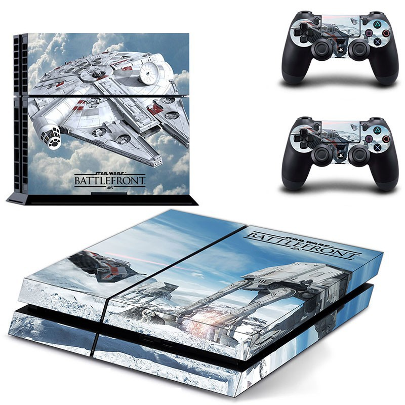 ps4 skin Dogs PS4 Sticker Skin PS4 Stickers + 2Pcs Controller Skin Console Stickers Protective Skin(China (Mainland))
