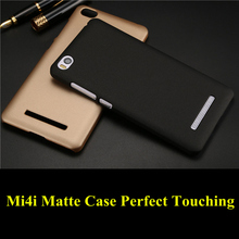 2015 New Arrival Ultra Thin Pc Hard Back Case For Xiaomi Mi 4i Hot Cheap Mobile Phone Covers Bag Original Fashion india