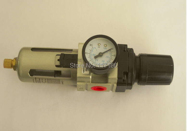 free shipping pneumatic element Air Source Threatment/ Air Filter AW4000-03 Air Filter Regulator and G3/8(China (Mainland))