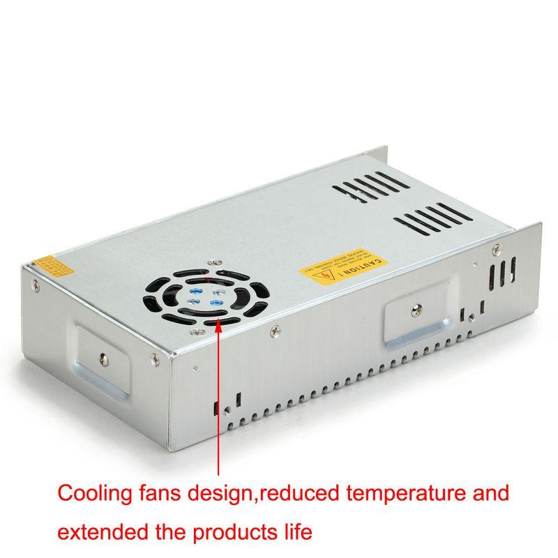 ( 20 pcs/lot ) LED Display LCD Monitor DC5V 60A 300W Switching Power Supply Adapter Driver Transformer(China (Mainland))