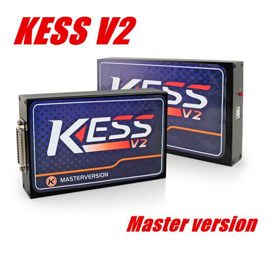 New V2.13 KESS V2 Firmware V4.036 Manager Tuning Kit Master Version Unlimited tokens(China (Mainland))