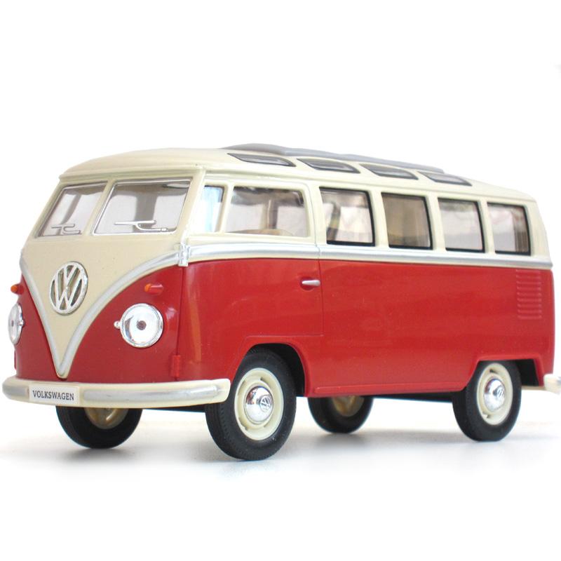 volkswagen bus car toy - photo #4