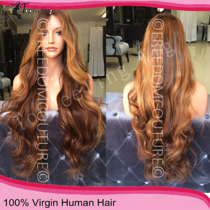 150% Density 7A Brazilian Body Wave Full Lace Human Hair Wigs For Black Women/Glueless Lace Front Wig Virgin Hair U Part Wig(China (Mainland))