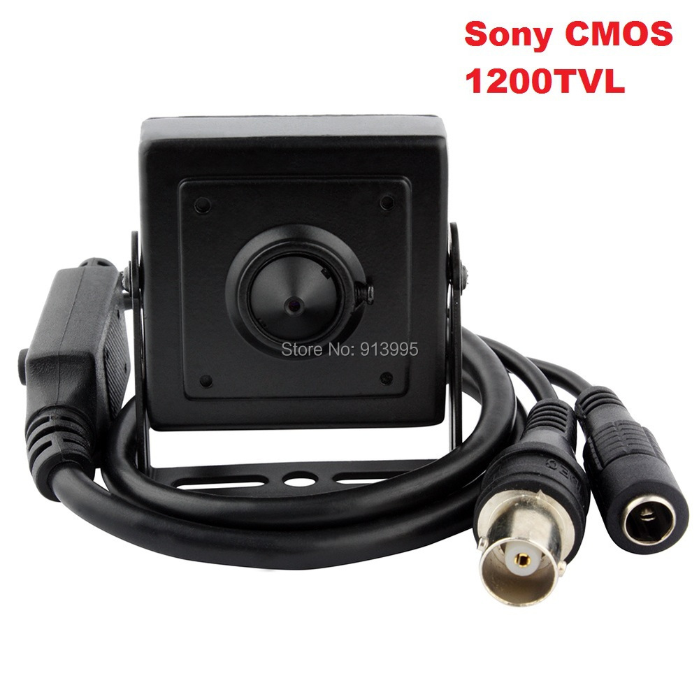 CMOS 1200TVL Megapixel Sony 1200TVL indoor  Video Surveillance CCTV Security Camera