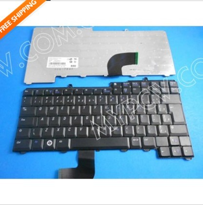Brand new br brazil teclado keyboard for dell d520 d530 0MF903 nsk-D5K1B 9J.N6782.K1B black colour(China (Mainland))