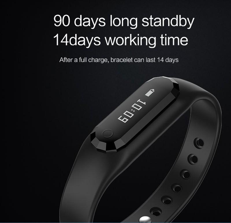 Smartband Heart rate Bracelet 12