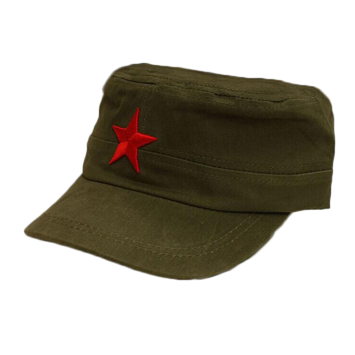 Fashion Military caps new style Embroidery star unisex hats adjustable snapback outdoors Retro baseball caps(China (Mainland))