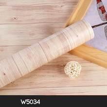 1 м/5 м/10 м кухонное, деревянное настенное наклейки обои пленки отремонтированный шкаф одежды шкаф двери рабочего стола мебель домашний деко...(China)