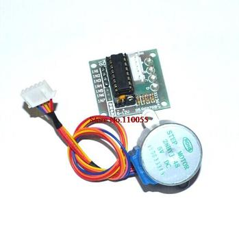 Free shipping !!! 3Lot Stepper Motor + ULN2003 Driver Board for AVR/ARM 5V 4-Phase 5-Wire 3 x Stepper motor 3 x Driver board