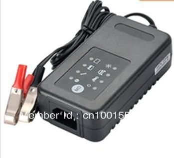 12V Car Battery Charger,12V Lead Acid Battery Charger For SLA,AGM,GEL,VRLA,Charge Mode 4 stages,MCU Control(China (Mainland))