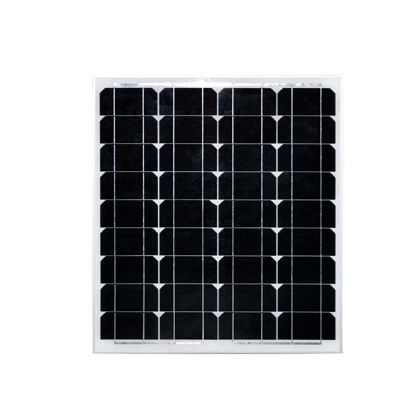Customized China Manufactured Home Use Singfo Solar Energy 50W Monocrystalline Silicon Solar Panel For On Or Off Grid System(China (Mainland))