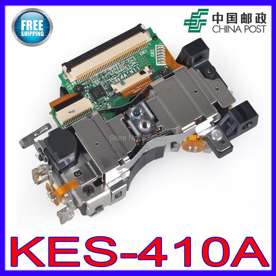 New KES 410A KEM 410ACA Laser Lens Lasereinheit KES410A Optical Pick up Bloc Optique Replacement For