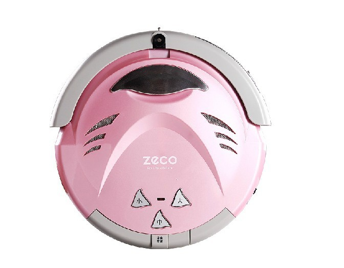 4 In 1 Multifunction Robot Vacuum Cleaner (Sweep,Vacuum,Mop,Sterilize),LCD Touch Screen,Schedule,2-Way Virtual Wall,Self Charge