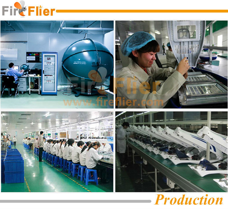 Fireflier Led high bay production
