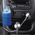 A24 Portable DC 12V in Car Baby Bottle Heater Portable Food Milk Travel Cup Warmer Heater