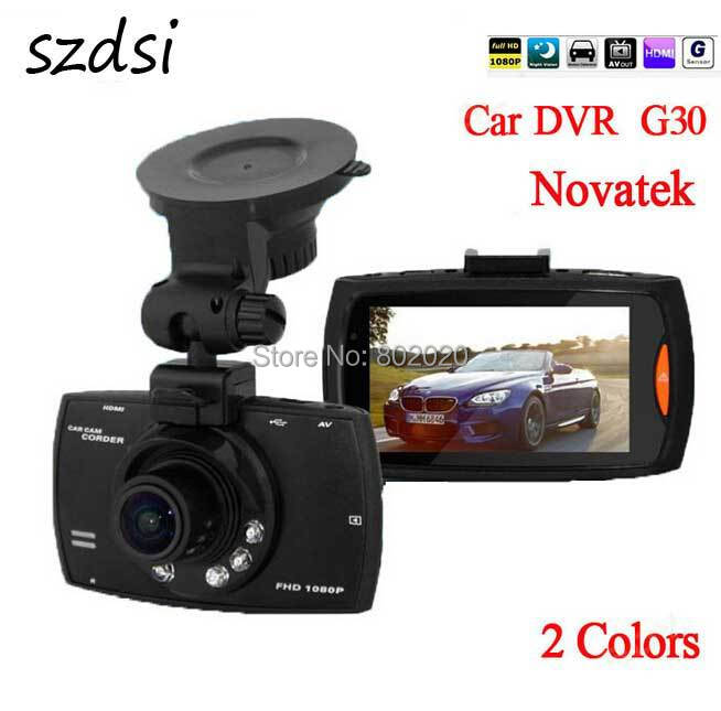 2015 Best Selling G30 2.7 inch 170 Degree Wide Angle Full HD 1080P Car DVR Camera Recorder Motion Detection Night Vision G-Sensor - Digitalsources Technology Ltd store
