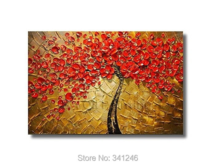 Hand-painted modern wall art home decor living room abstract characters Soliders of Qin Dynasty oil painting on canvas