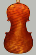 A very fine French violin by Auguste Sebastien Philippe Bernardel Pere, 1849.(China (Mainland))