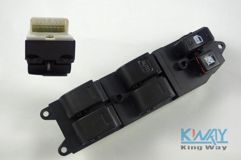 Buy power window master control switch for 2002 toyota camry power window switch