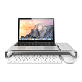 Aluminum High Quality Universal Aluminum Unibody Monitor Laptop for iMac PC Stand Macbook