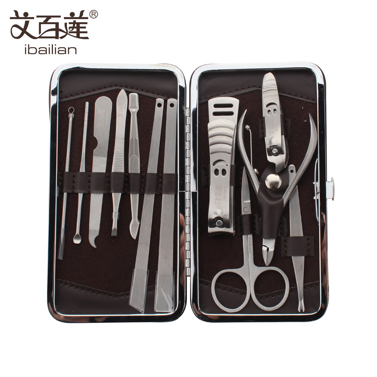 Stainless steel manicure knife pedicure nail art 1 twinset finger plier repair finger nail clipper tool<br><br>Aliexpress