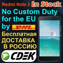 Original Xiaomi Redmi NOTE 2 TD 4G LTE Mobile phone MTK X10 2.0Ghz Octa Core 64bit 5.5'' 2GB RAM 16GB ROM 3060mAh 13.MP MIUI(China (Mainland))