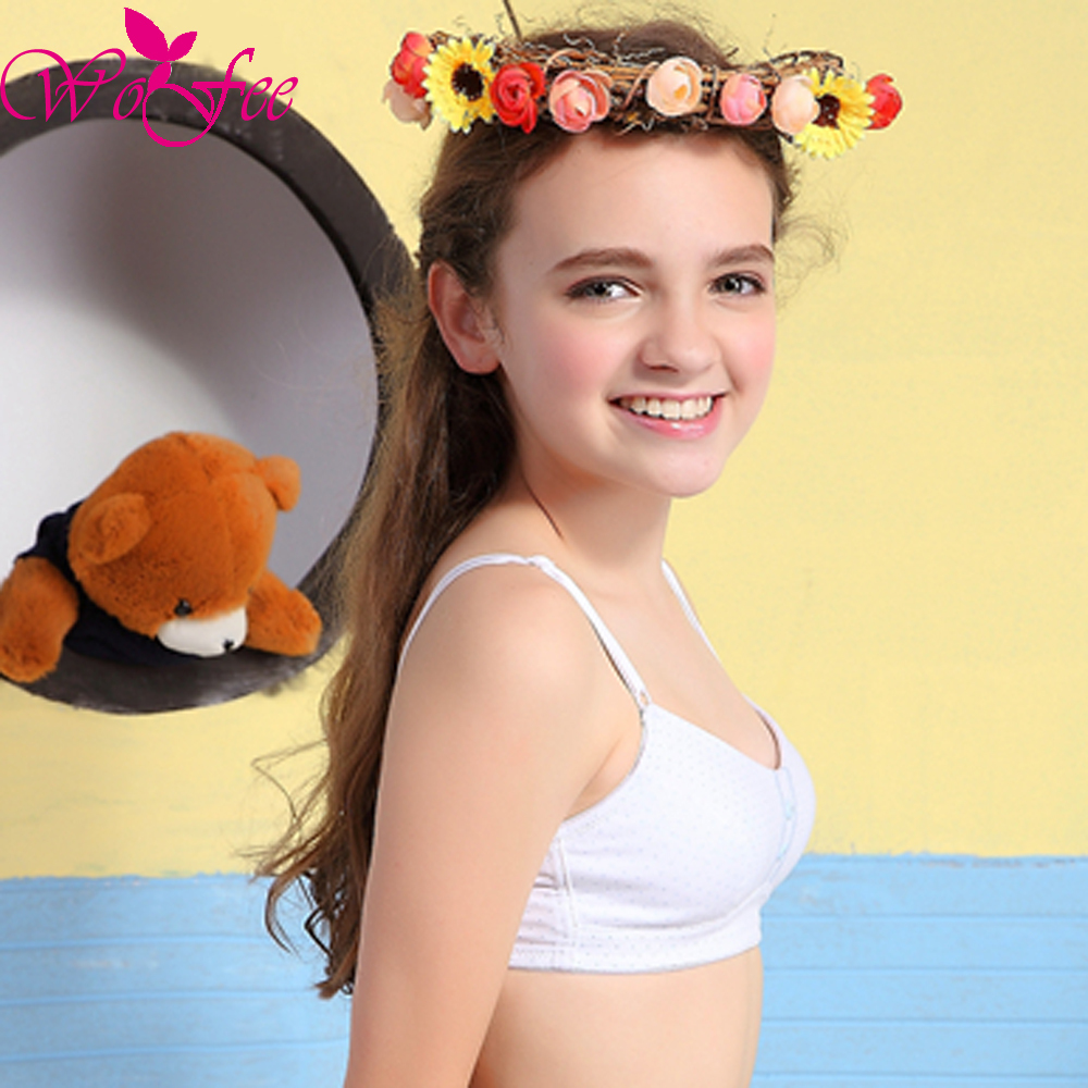 little girls brassiere