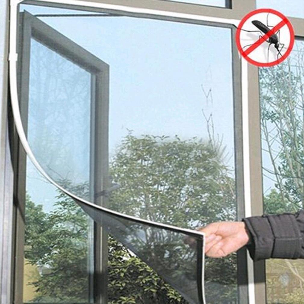 Москитная сетка пластиковые окна своими руками
