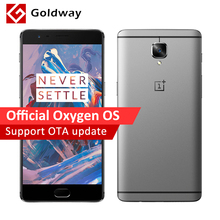 "Original Oneplus 3 6GB RAM 64GB ROM Mobile Phone Snapdragon 820  5.5"" 1920x1080P 16MP Camera 4G LTE Fingerprint ID Dash Charge(Hong Kong)"