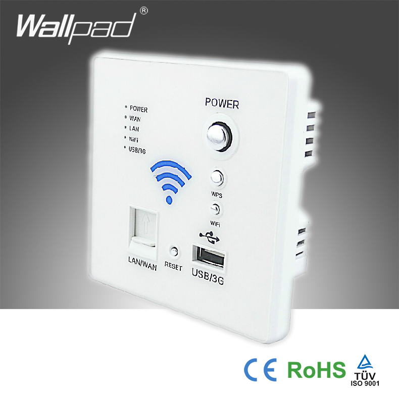 110~250V New White USB Socket Wireless WIFI USB Charging Socket,Wall Embedded Wireless AP Router,3G WiFi Repeater Free Shipping<br><br>Aliexpress