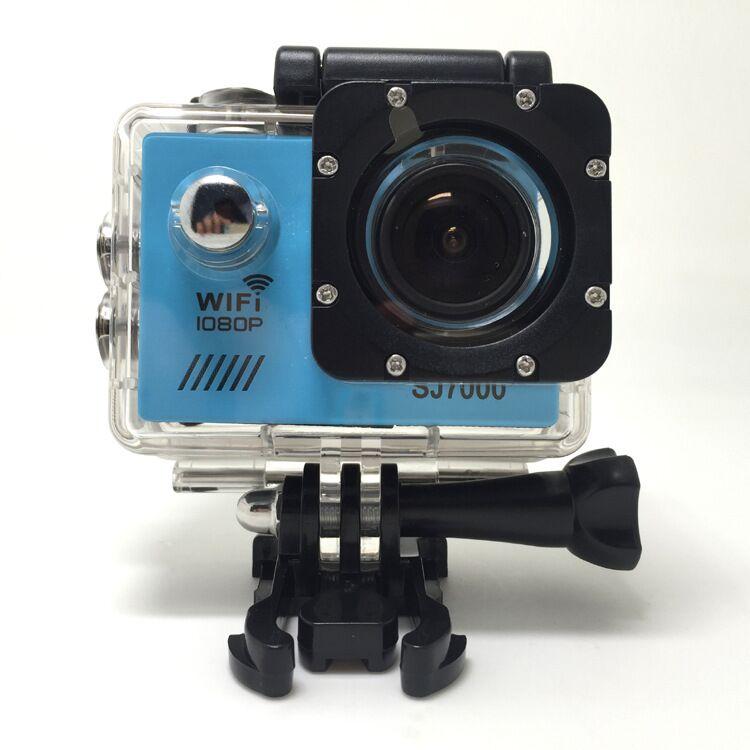 Mini Camcorder Sport Action Camera Sj7000 WiFi Full HD 1080P DV Waterproof Underwater 30M Extreme Sports Cameras Helmet Cam<br>