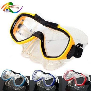 Free Shipping WenFei Diving swimming goggles Swimming mask/Adult swim with/Protect your eyes/Best selling
