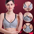 2016 New Maternity Bra For Pregnant Women Bra Nursing Cotton Maternity Underwear Feeding Bra WX01