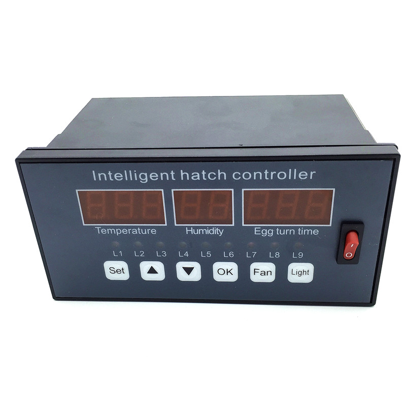Humidity Control Equipment : Xm incubator controller automatic and multifunction egg