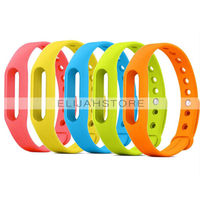 Original Xiaomi Wrist Band Wearable Bracelet for Xiaomi Mi band Multi-color for option