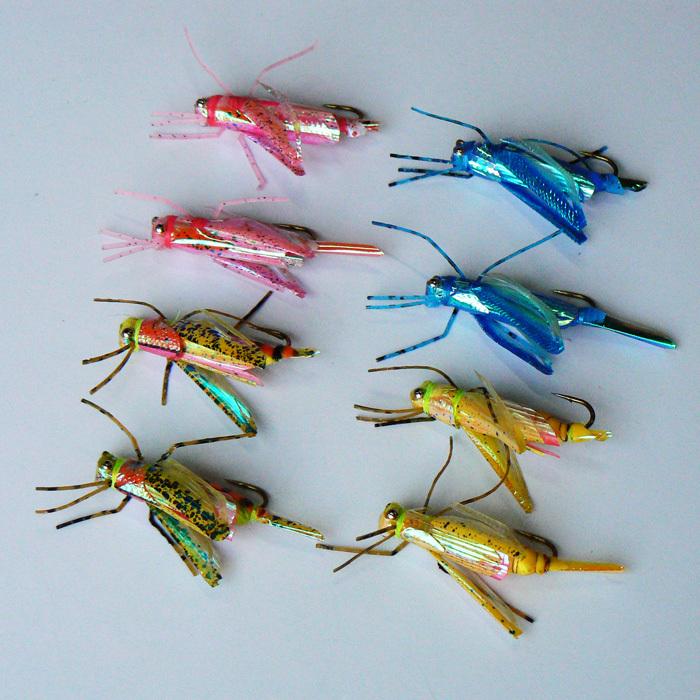 силиконовые насекомые для рыбалки купить