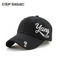 Fashion Brand Solid Baseball Cap Men Summer Letter Women Baseball Hat Casual Male Caps Adjustable Snapback