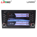 Car stereo Wince 6 0 Car DVD Radio For Audi A4 2002 2003 2004 2005 2006