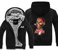 James Heat 6 Winter Hoodies Sweatshirt Men Cute Casual Male Jackets Hoody Cloak Shawl Man Cloth