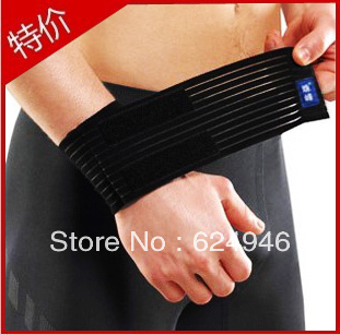 Qomolangma lengthen wrist support elastic bandage elbow basketball badminton ball spirally-wound table tennis sports protective